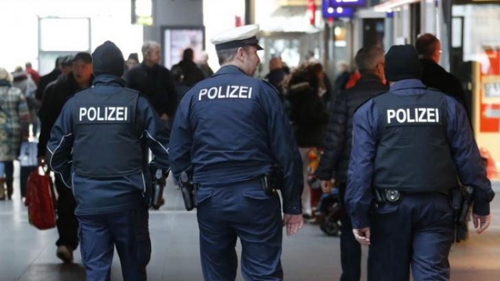 Alertă de securitate în Germania, după ce un român a comis un atac cu armă albă