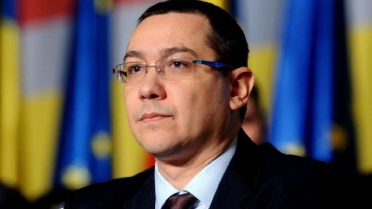 Ponta, un nou atac: