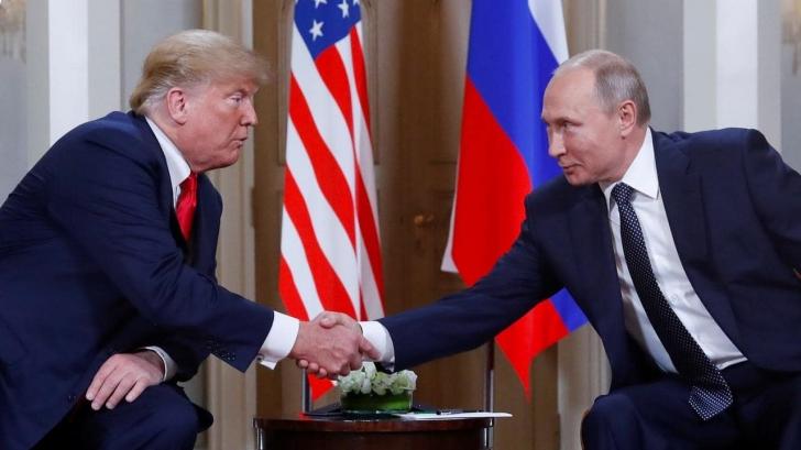 Când se vor întâlni Vladimir Putin şi Donald Trump