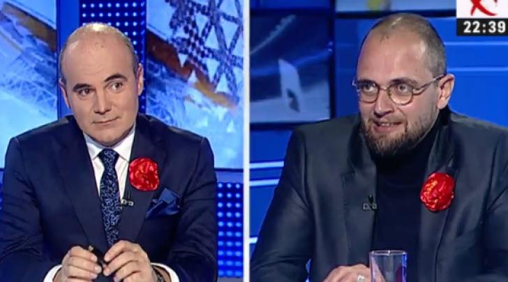 Anunțul lui Oreste și al Oanei Stănciulescu după întoarcerea lui Rareș Bogdan la Realitatea TV