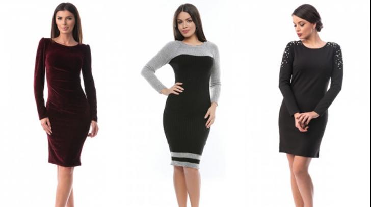 Black Friday 2018. TOP 10 rochii pe care să le porți la serviciu în această perioadă