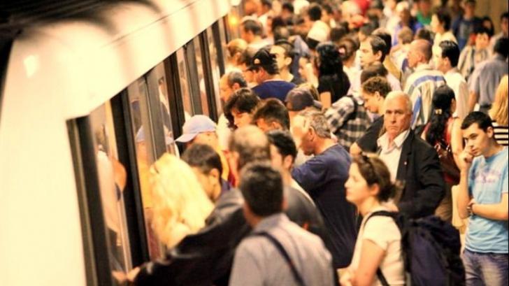 Anunţ-bombă, posibilă grevă la metrou în ajunul Crăciunului