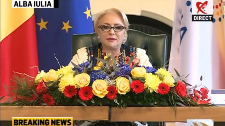 Ședință de Guvern Alba Iulia