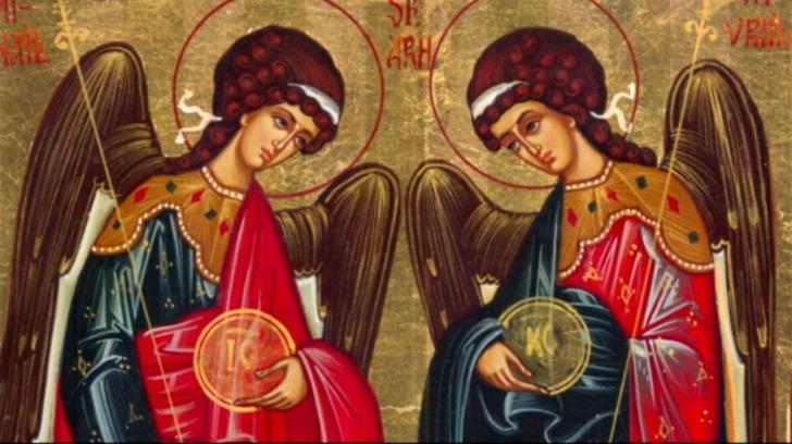 Sfintii Arhangheli Mihail si Gavriil 2018