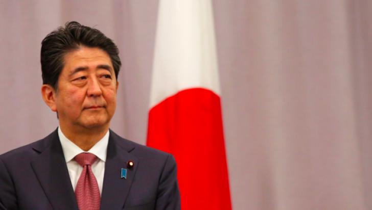 Shinzo Abe, premier japonia
