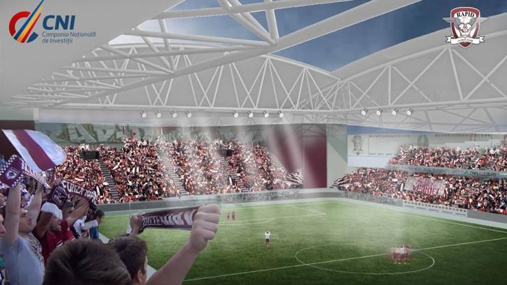 A fost semnat contractul pentru modernizarea Stadionului Giulești