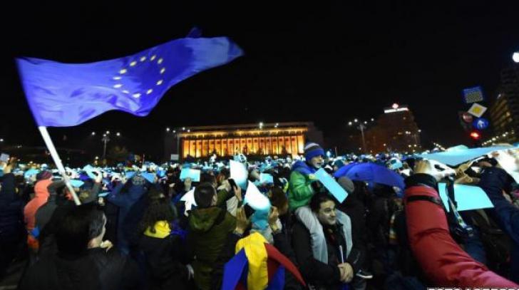 Protest de 1 decembrie