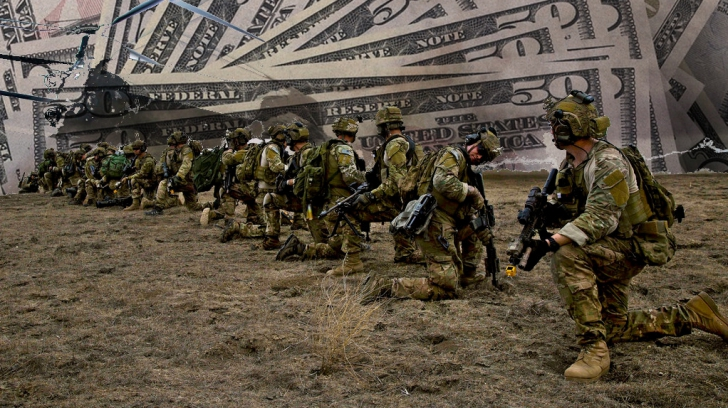 Cât a cheltuit SUA pe războiul împotriva terorismului?