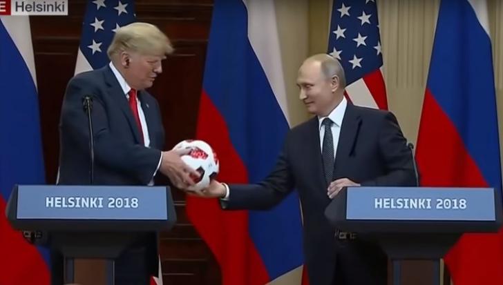 Kremlinul a făcut anunţul-bombă: Putin şi Trump, întâlnire istorică