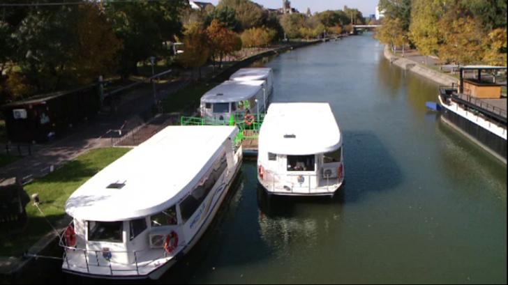 Timișoara dă lecții Capitalei: cu vaporașul până în Serbia