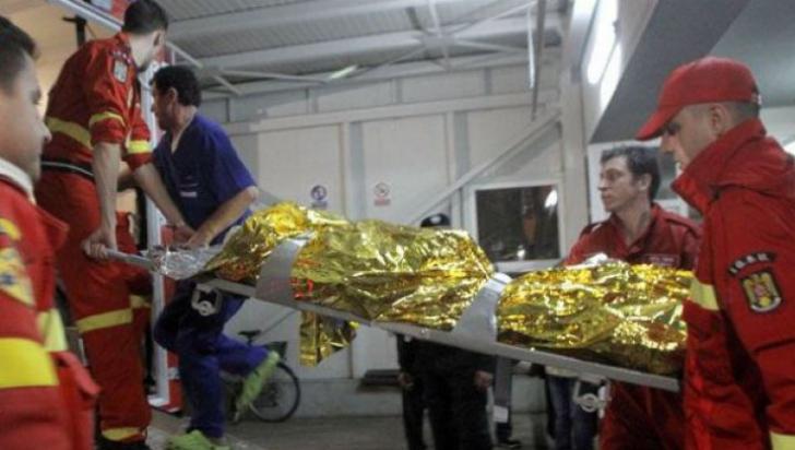 Tânărul ars a ajuns în Belgia. Ministrul Sănătăţii: Nu a putut fi operat. Şansele sunt de 50 – 50!