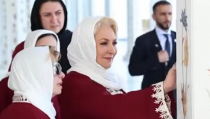 Viorica Dancila, vizite repetate în Orientul Mijlociu