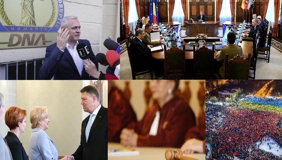 12 decembrie - Ziua Z pentru România