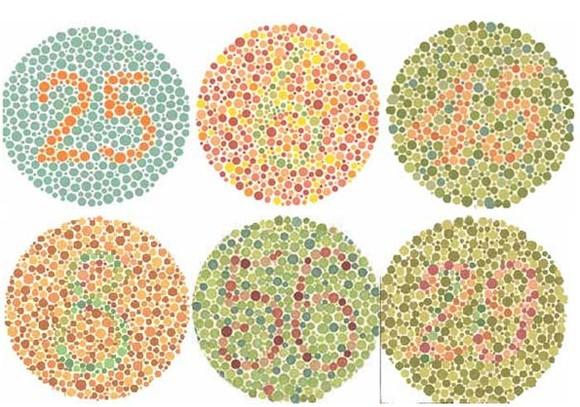 daltonism test