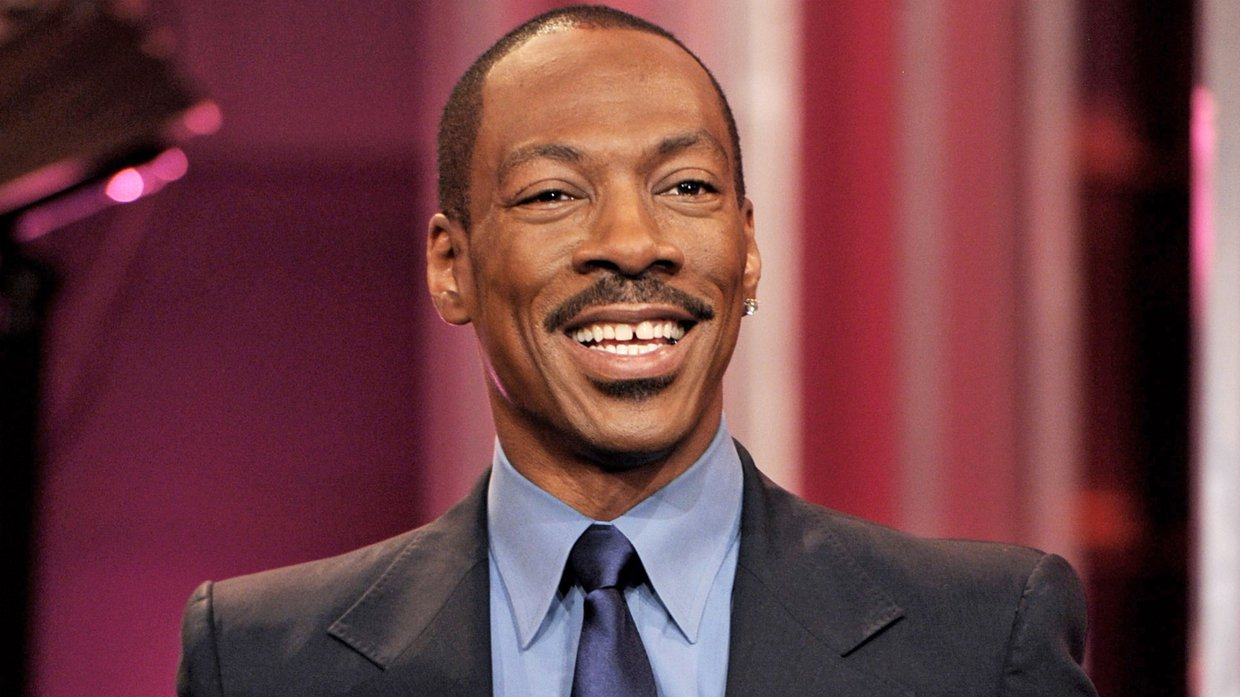 Eddie murphy reunites with young star