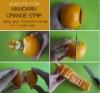 Cum să cureţi portocalele