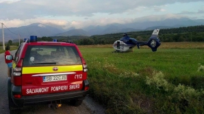 Salvamontiştii sibieni au intervenit la Bâlea Lac pentru salvarea unui angajat de la telecabină