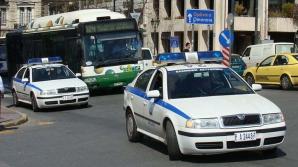 Alertă maximă! O bombă a explodat în centrul Atenei