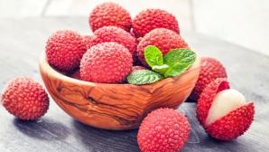 Ce este, de fapt, LITCHI, fructul bizar care se găseşte şi în România