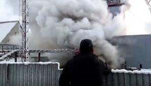 Incendiu la o mină de potasiu din Rusia