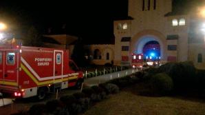 Intervenție SMURD la Catedrala