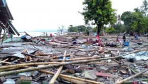 Bilanţul tsunamiului care a lovit Indonezia a crescut la 429 de morţi