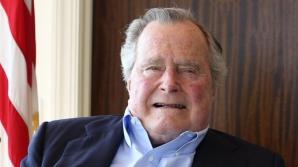 A murit George H. W. Bush