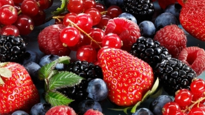 Alergii la fructe de padure