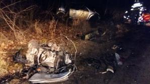Accident înfiorător, în Argeş. Un nume mare din politică, mort între fiarele contorsionate