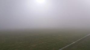 FCSB – Viitorul, derby AMÂNAT din cauza ceţii