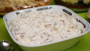 Aşa faci cele mai bune ciuperci cu maioneză. Ingredientul secret care le face şi mai delicioase
