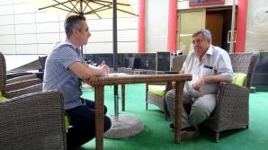 Dan Voinea, intervievat de jurnalistul Cristian Otopeanu in septembrie 2018