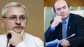 Dragnea şi braţul pus de Tăriceanu pentru mazilirea legii penale în România