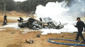 Elicopter de salvare, prăbuşit în Portugalia. Niciun supraveiţuitor