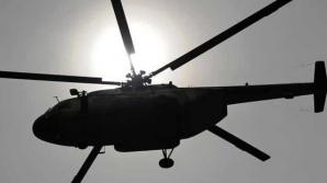 Elicopter prăbuşit. Cel puţin 7 morţi, între care mai mulţi oficiali