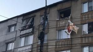 Tentativă de suicid: Un bărbat a sărit de la etajul 4 al unui apartament din Bistrița