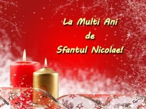 Felicitari de Sf Nicolae 2019 - La mulți ani!