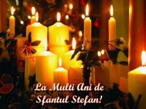 Mesaje de Sf Stefan // Felicitari de Sf Stefan
