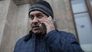 Jurnalistul turc Kamil Demirkay