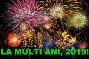 Urări, mesaje, SMS-uri şi felicitări de Anul Nou. Cele mai frumoase mesaje de REVELION 2019