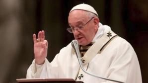Papa Francisc, critici dure pentru omenire în mesajul de Crăciun