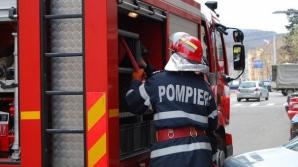 Tragedie de Crăciun: O fetiţă de 7 ani şi străbunica ei au murit într-un incendiu în Capitală