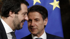 Conte şi Salvini