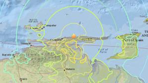 Un seism cu magnitudinea 5,6 s-a produs în nordul Venezuelei