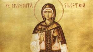 Sf Filofteia