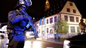 Atac terorist la Strasbourg