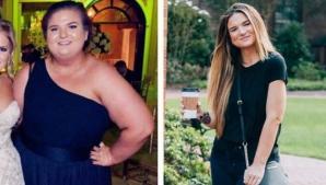 Cum a slăbit o tânără de 21 de ani 80 de kilograme