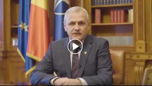 """Liviu Dragnea meditează la cuvântul """"unire"""""""