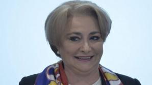 Viorica Dăncilă, sărbătorită în avans de PSD. Petrecere la Vila Lac