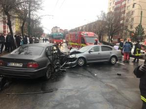 Tragedie în Brașov. Impact frontal soldat cu 6 victime / Foto: realitateadebrasov.net